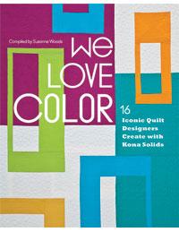 We Love color stash book