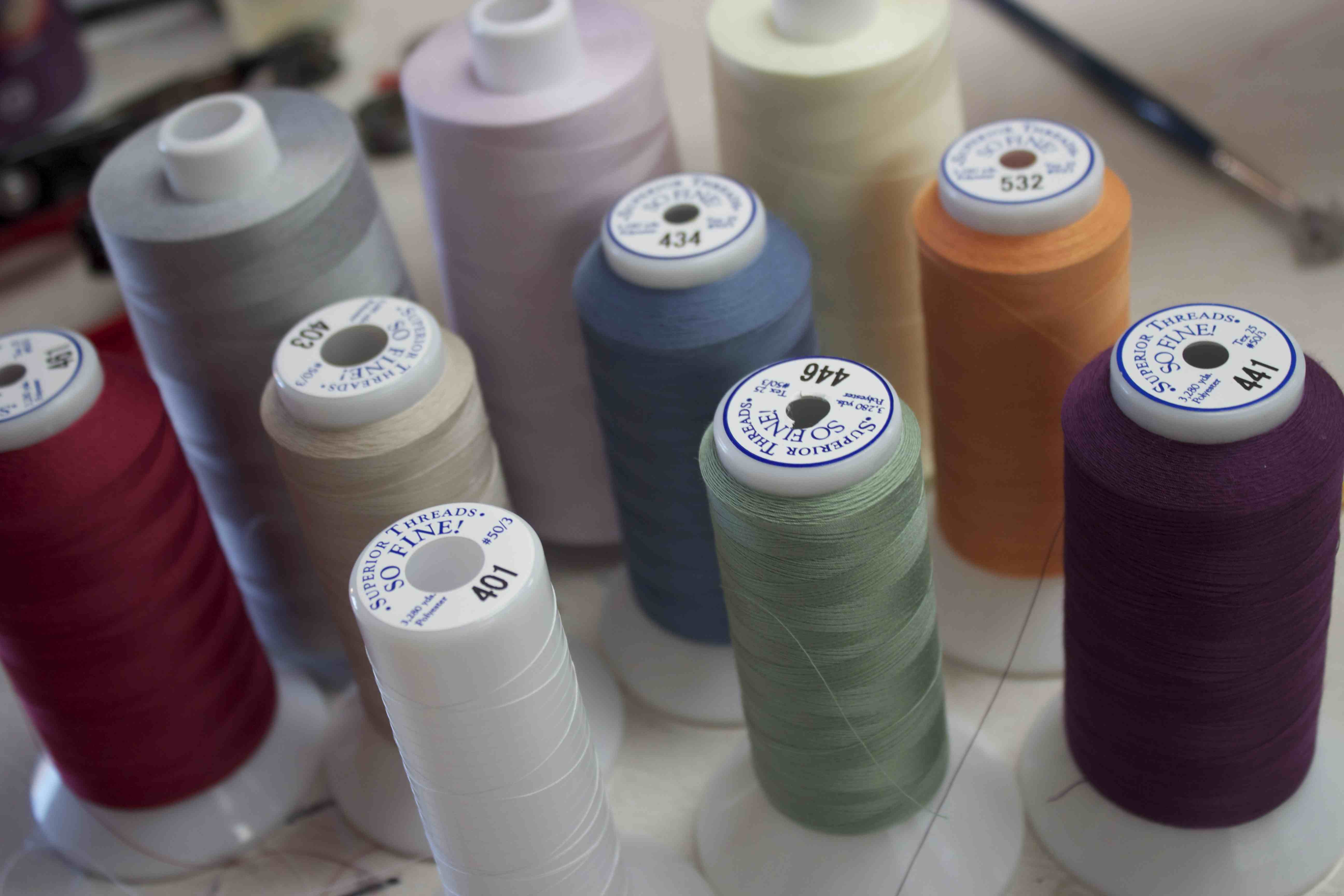 Quilting Is My Therapy My Favorite Machine Quilting threads ... : thread for machine quilting - Adamdwight.com