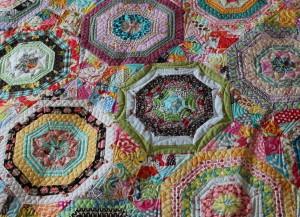 scrap hoover quilt