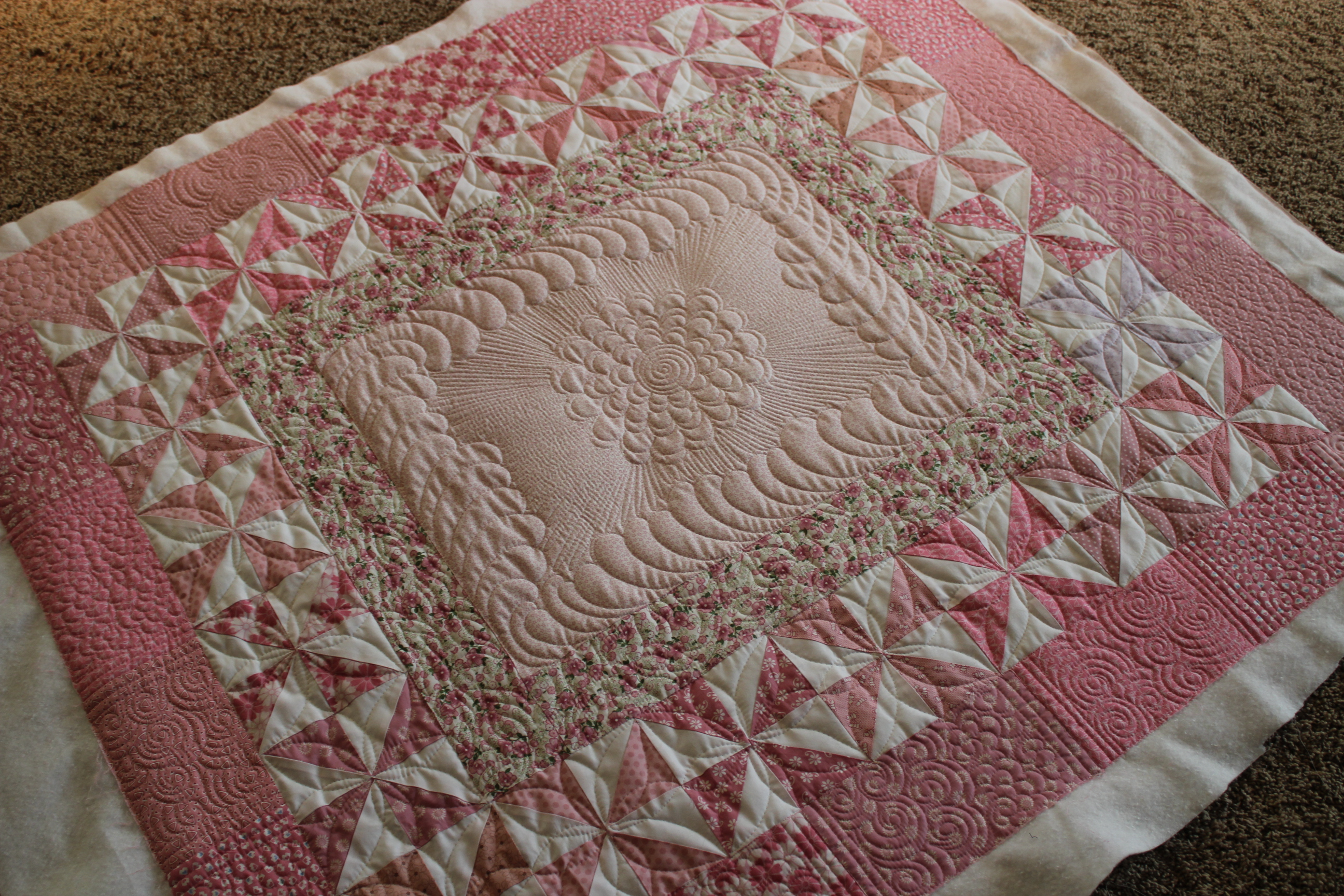 Quilting Is My Therapy Baby Quilt!! - Quilting Is My Therapy : images of baby quilts - Adamdwight.com