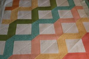 modern quilt solid fabrics