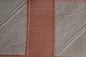 dense quilting designs