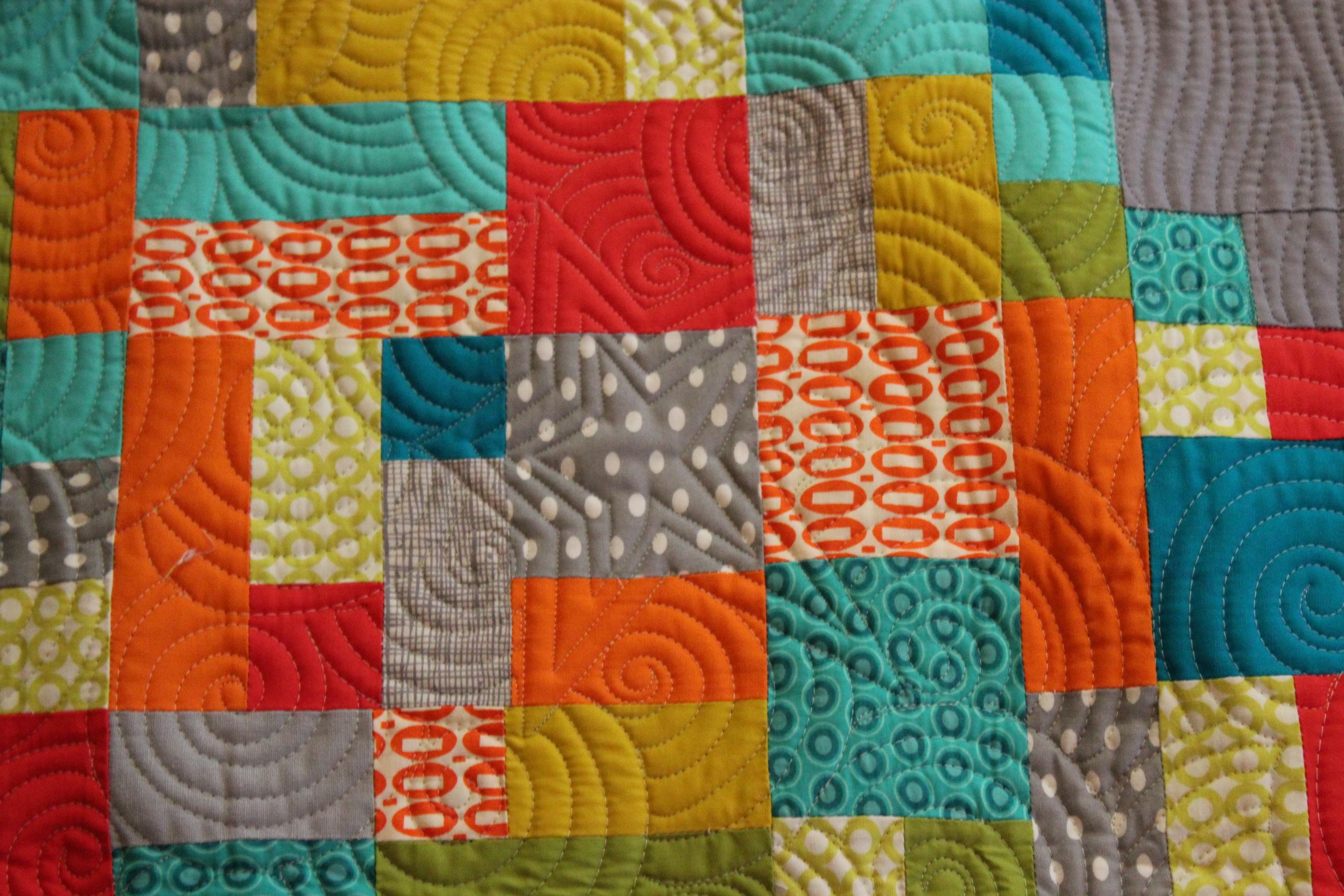 Quilting Is My Therapy All Roads lead to Austin - Quilting Is My ... : swirl quilt - Adamdwight.com