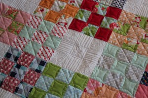 camille roskelley niner quilt