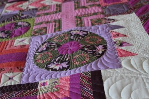 butterfly quilt quilting