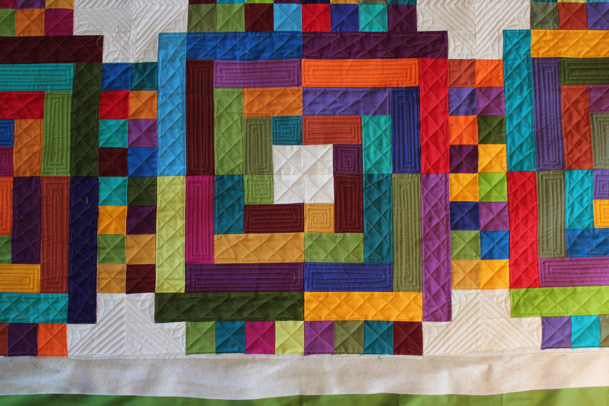 Quilting Pattern Shapes : Quilting Is My Therapy Geometric Quilting Designs- Angela Walters- Quilting Is My Therapy