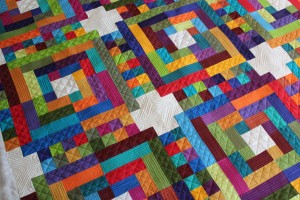 tiki temple quilt pattern