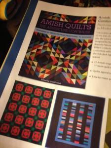 Grandpas amish quilt