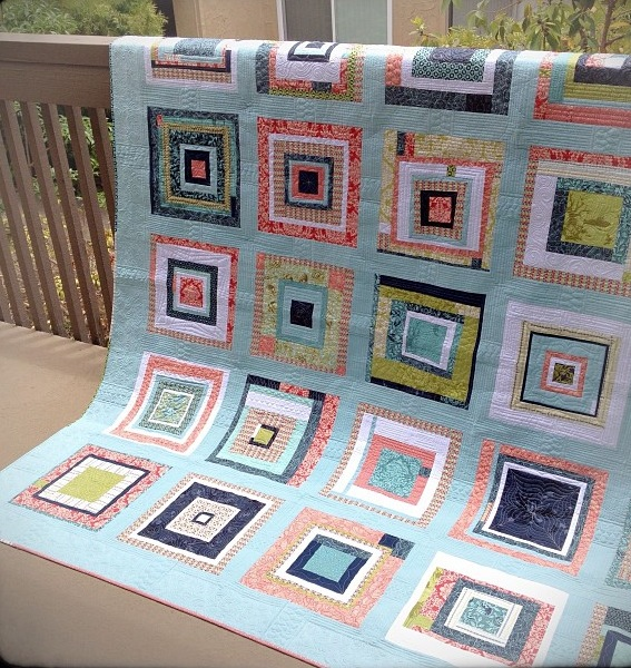 Julie Herman bee quilt