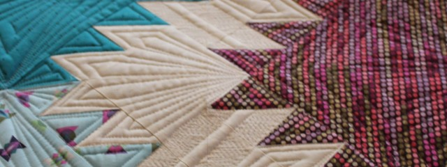 machine quilting modern quilts