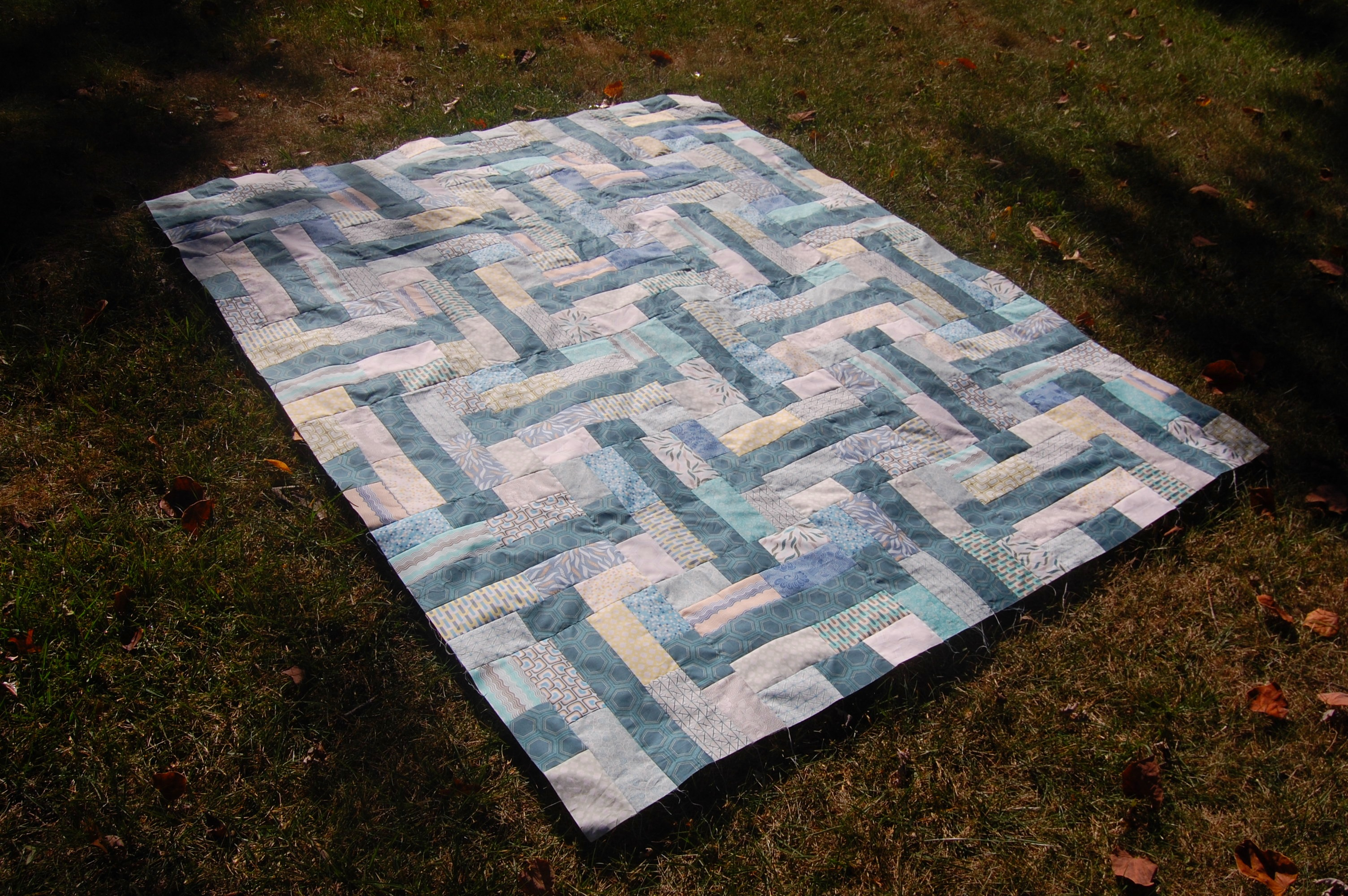 Legacy Path- A Free Quilt Pattern
