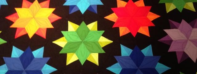 star quilt pattern