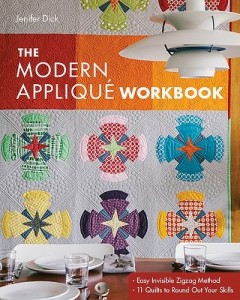 Modern Applique Cover