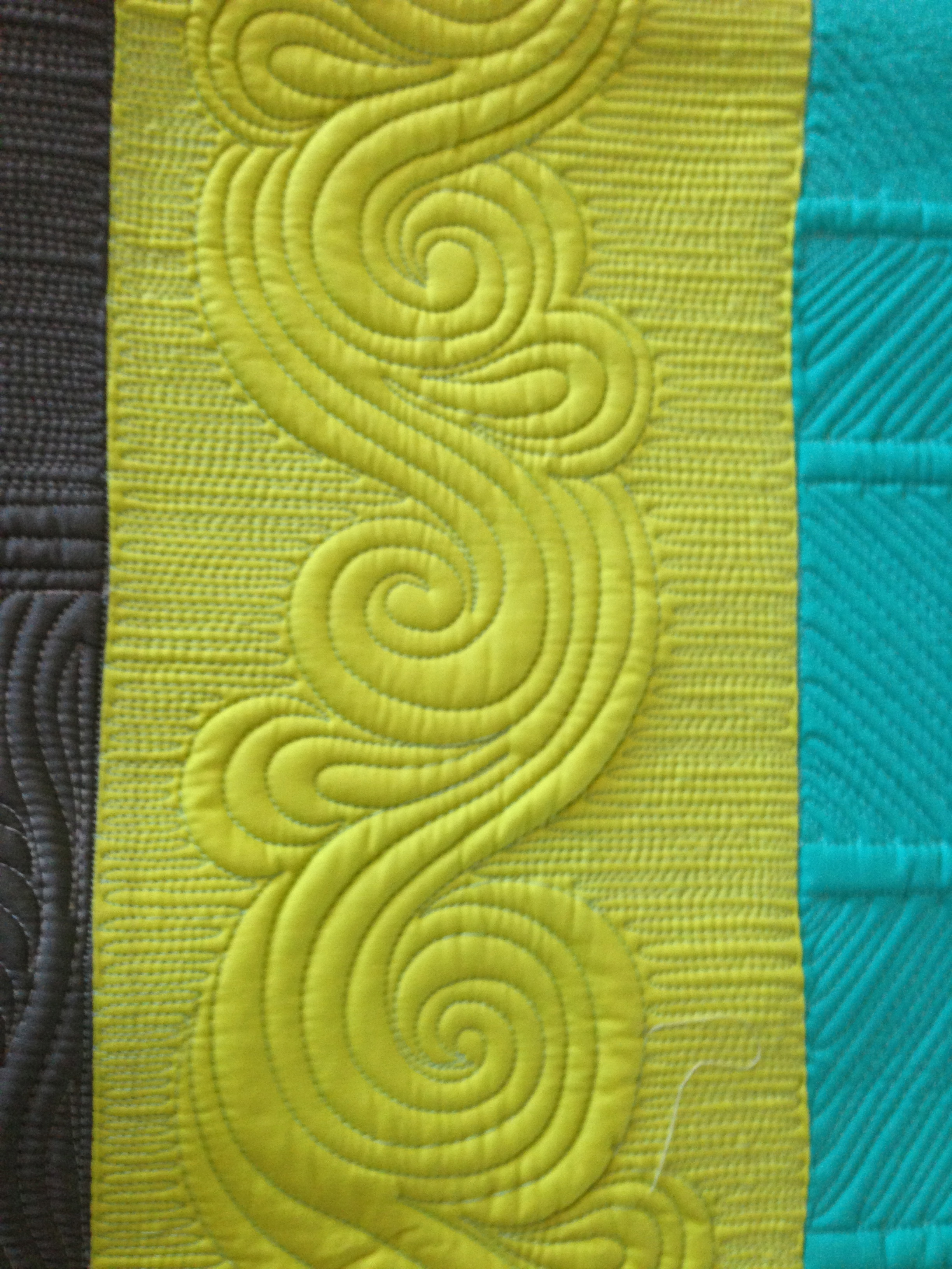 quilting is my therapy swirl quilting designs