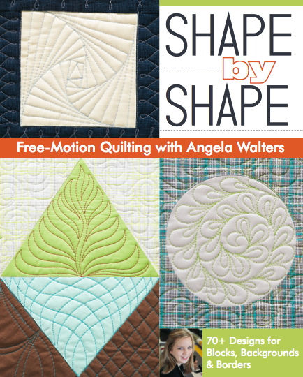 shape by shape quilting book