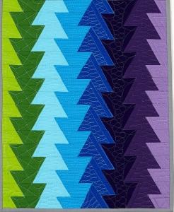 Quilt By Julie Herman
