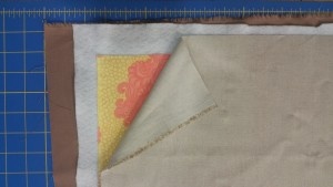 reverse applique technique