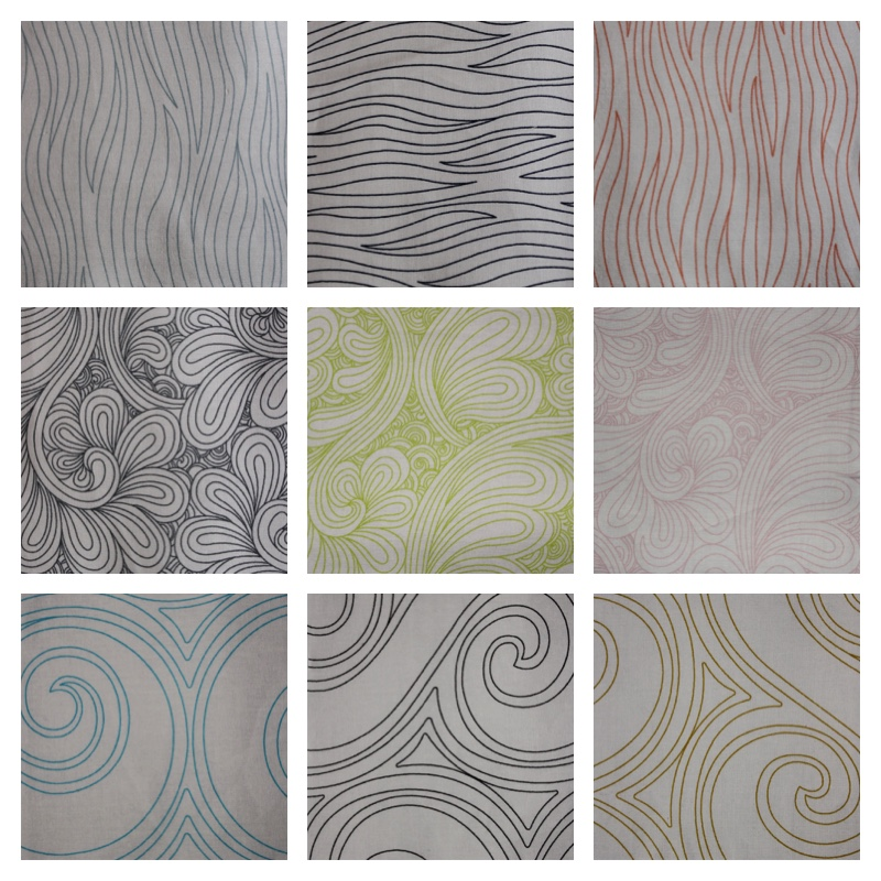 drawn wide fabric collection