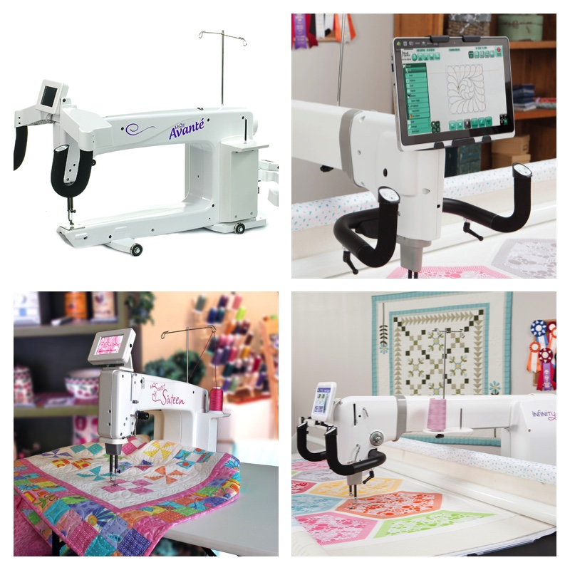 hq quilting machine for sale