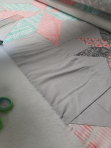 quilting wavy borders
