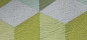 wavy line quilting designs