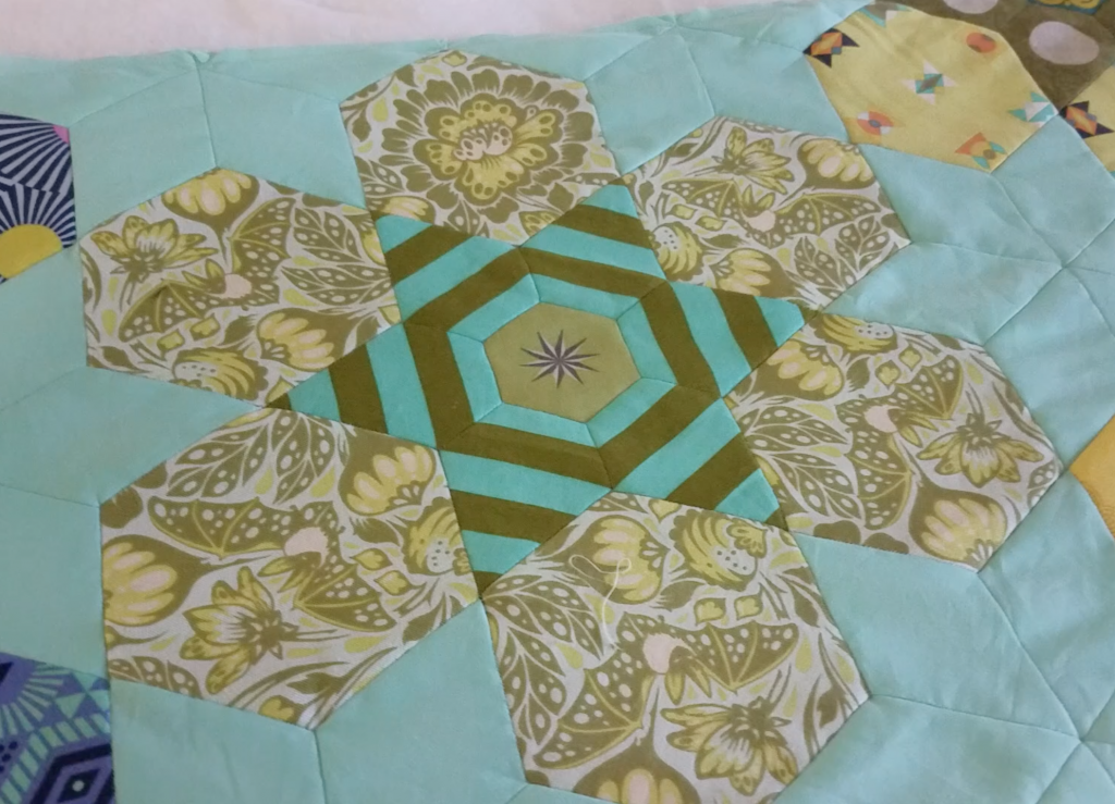 Quilting A Tula Pink From Start to Finish (Video)