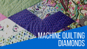machine quilting video tutorial