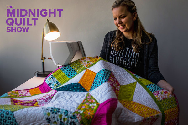 midnight quilt show free quilt pattern