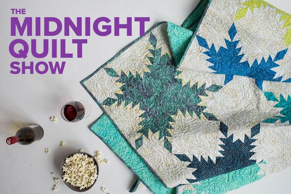 angela walters midnight quilt show