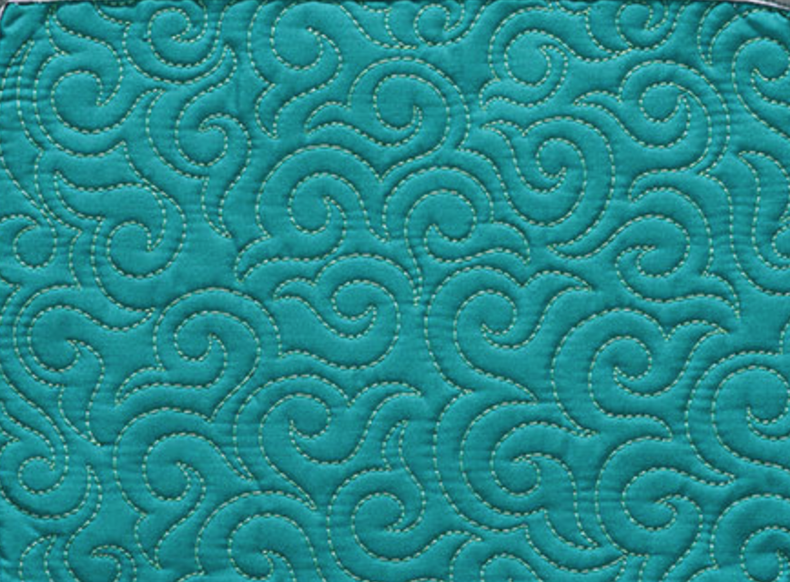 Quilting Is My Therapy Quilting Swirls on the Midnight Quilt Show ... : quilting swirls - Adamdwight.com