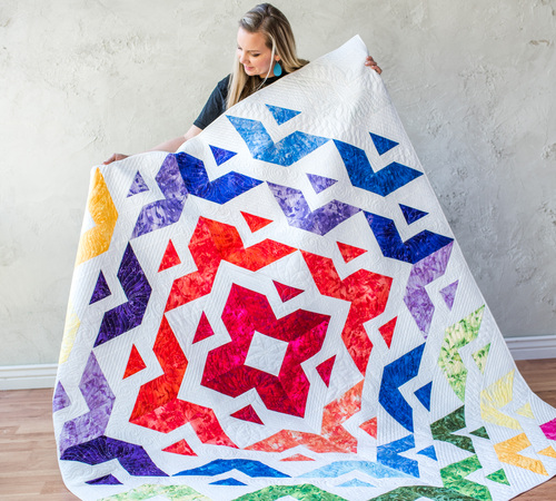 all roads free quilt pattern