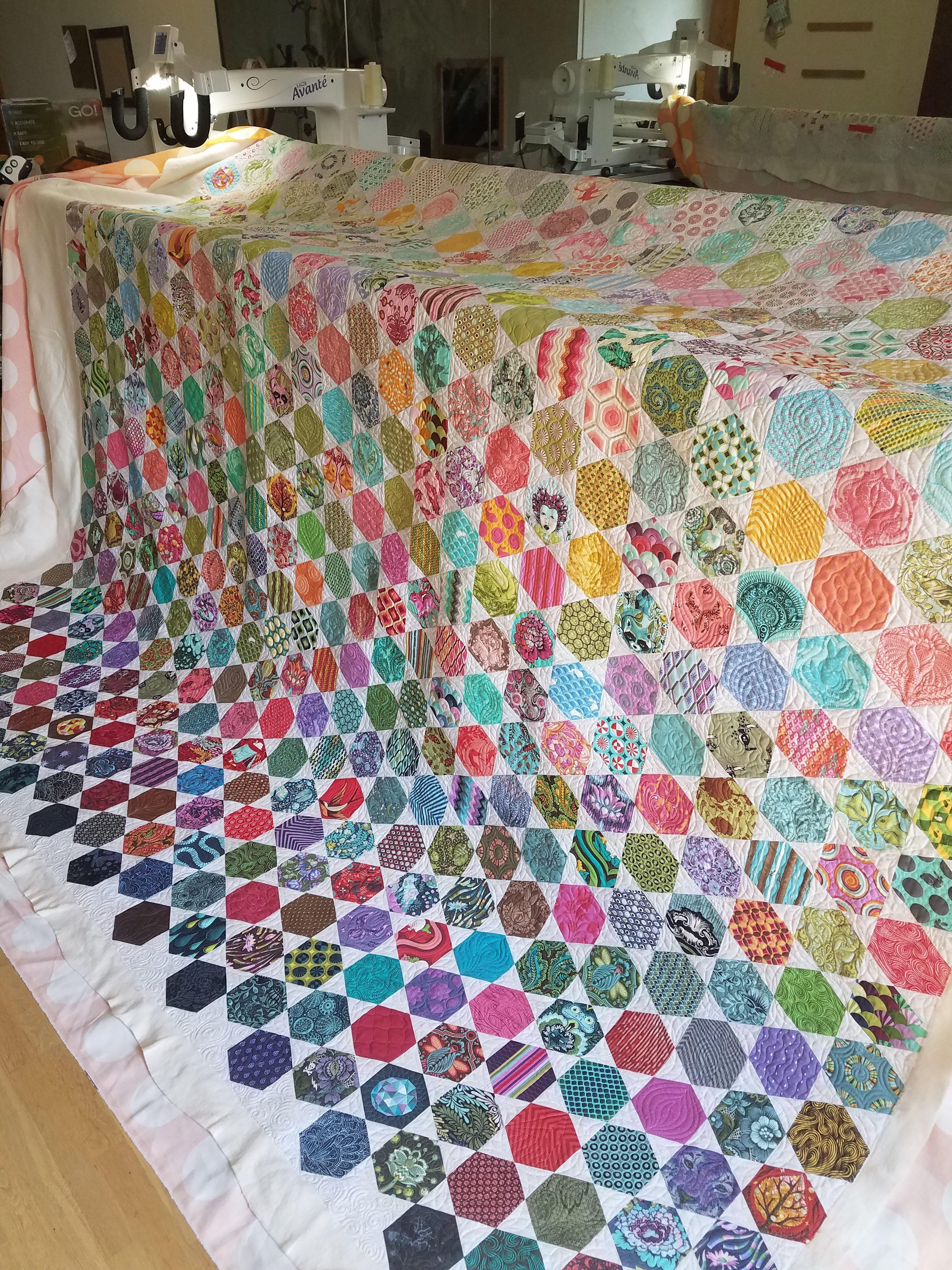 Quilting Is My Therapy Deciding What To Quilt Showing Off Your