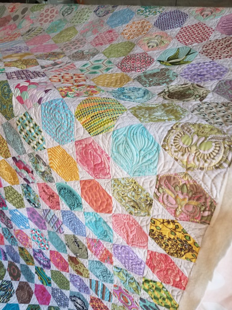 julie herman candy dish quilt