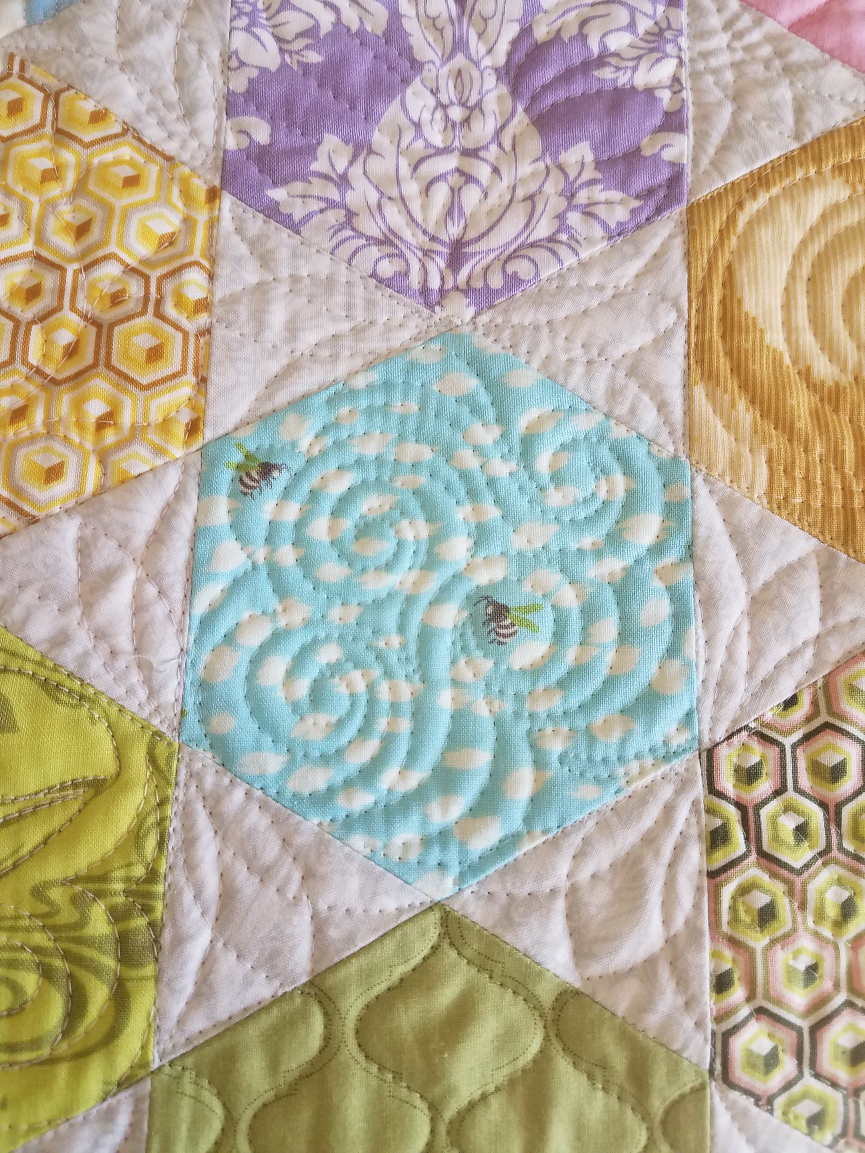 Quilting Is My Therapy Deciding What To Quilt Showing