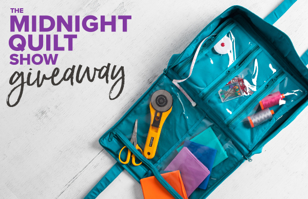 craftsy quilting giveaway