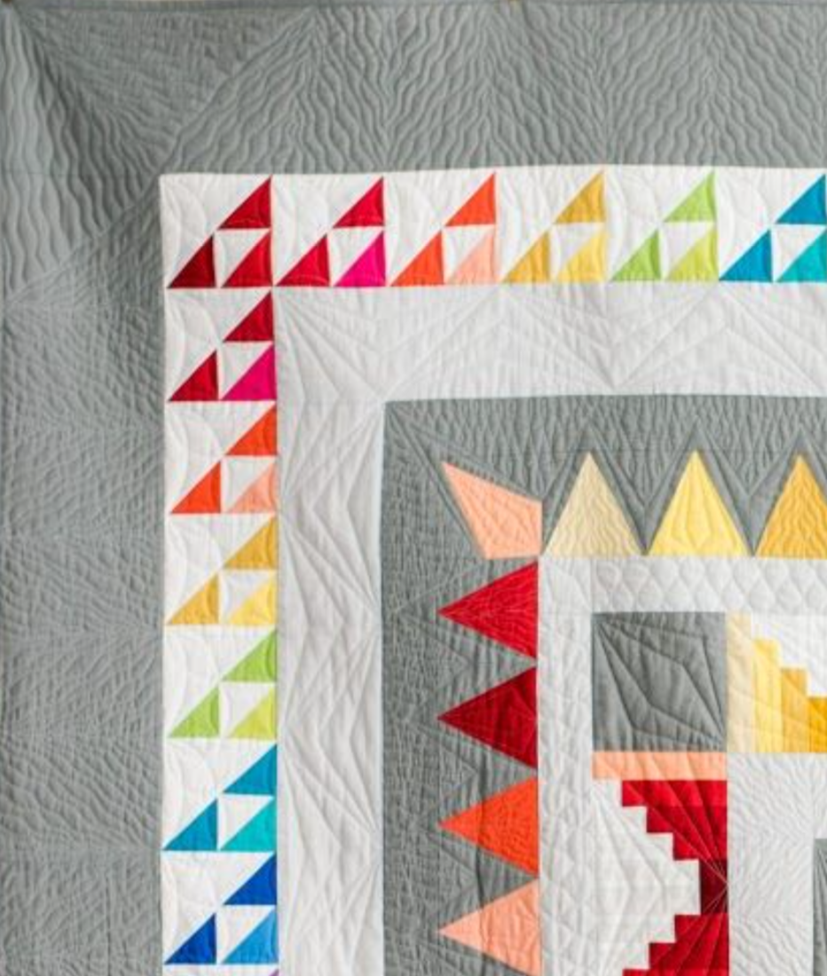 Quilting Is My Therapy Getting Wavy on The Midnight Quilt Show ...