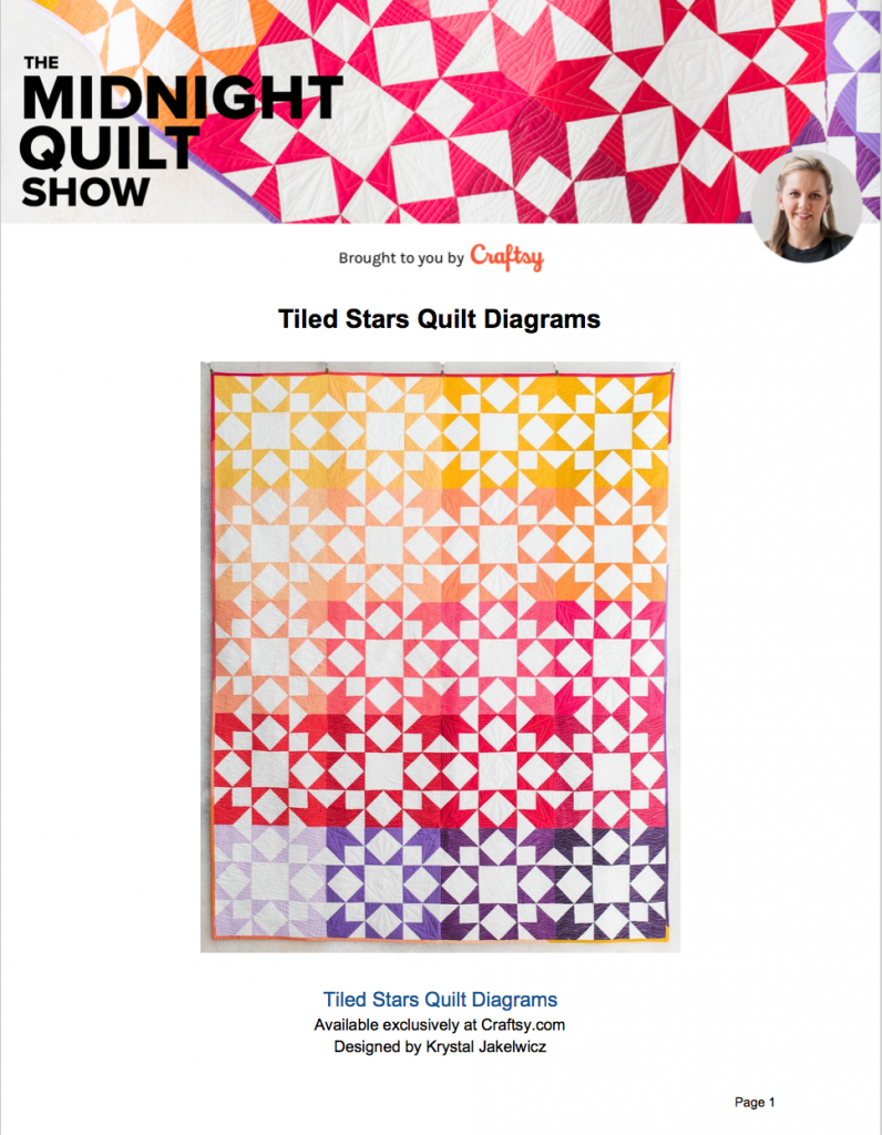 midnight quilt show free quilting diagrams