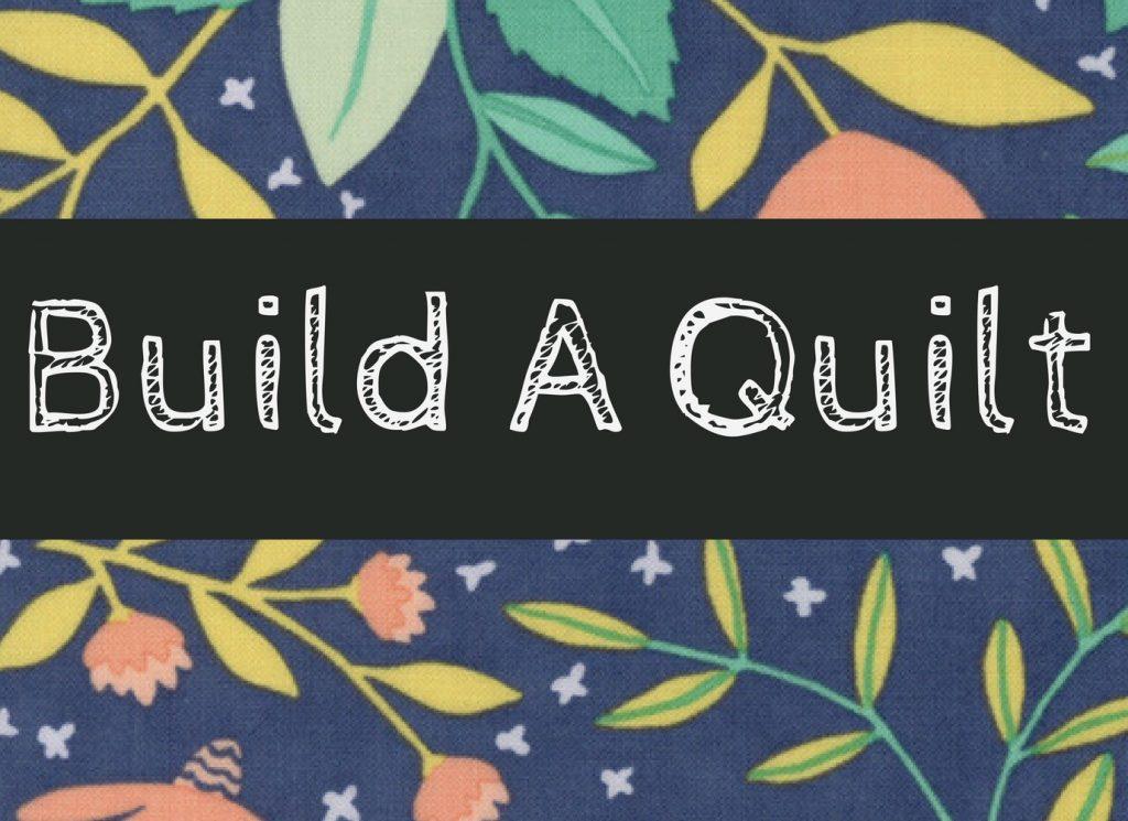 quilt a quilt quilt along