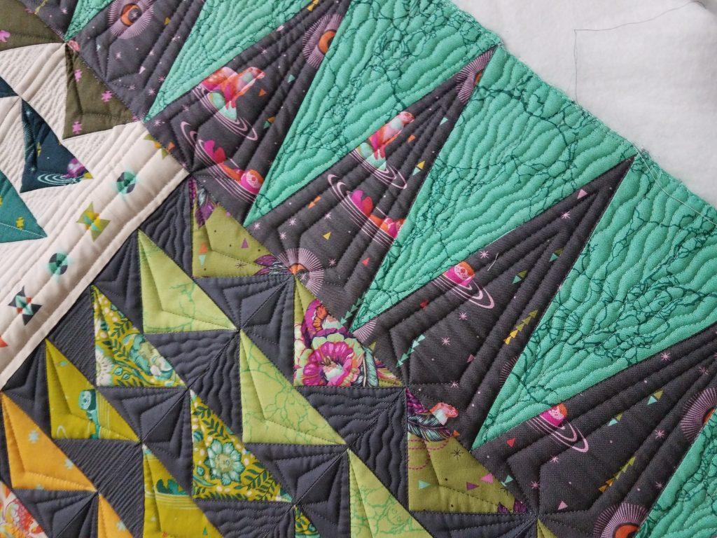 tula pink way finder quilt