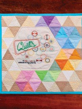Emily Cier Mini-Quilt