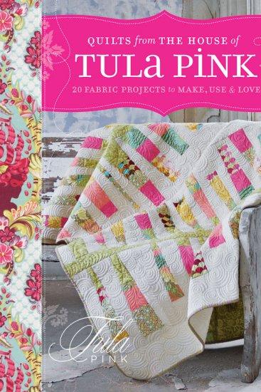 Tula Pink Beanstalk Quilt