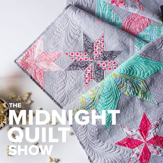 Variable Star – The Midnight Quilt Show
