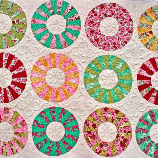 Tula Pink's Cartwheel Quilt