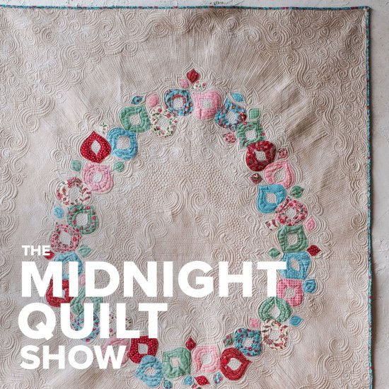 Laurel Wreath Quilt – The Midnight Quilt Show