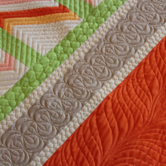 Machine Quilting For The Modern Quilt
