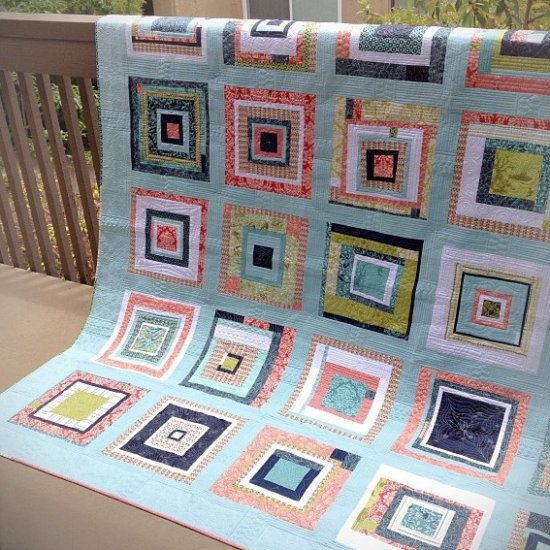 Julie Herman's Bee Quilt