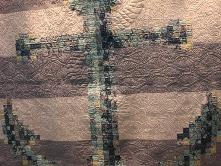 Tula Pink Anchor Quilt