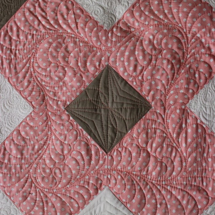 Feather Quilting Designs